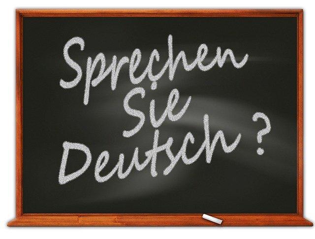 Deutsch in Wort und Schrift